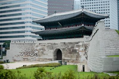 Sungnyemun gate