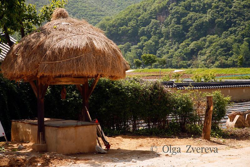 <p>Well. Hahoe Folk Village, Andong, South Korea</p>
