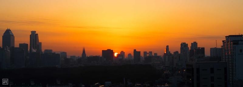 Seoul | Sunset on Seoul