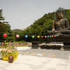 <p>Buddha Statue, Seoraksan National Park, South Korea</p>