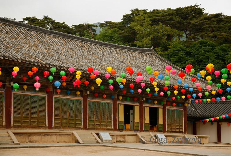 <p>Bulguksa Temple, Gyeongju, South Korea</p>
