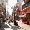 <p>Shopping Street. Andong, South Korea</p>