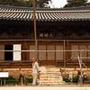<p>Main Hall of Bongjeongsa Temple, Andong, South Korea</p>