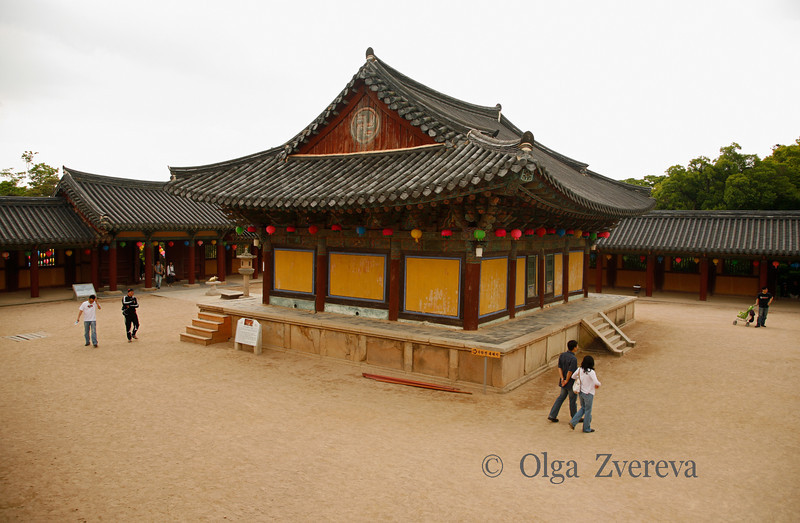 <p>Bulguksa Temple, Gyeongju, South Korea</p>