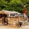 <p>Temple Backyard. Bongjeongsa Temple, Andong, South Korea</p>