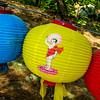 Bomunsa Temple (보문사) Lanterns 2