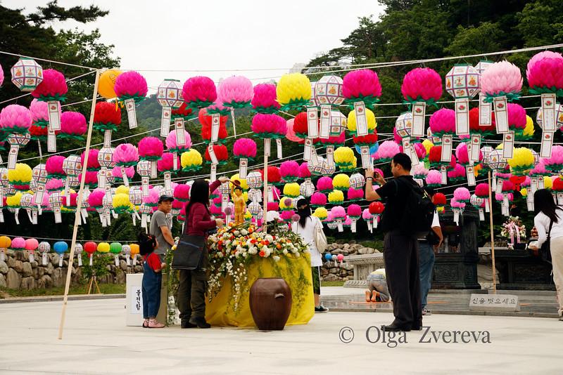 <p>Buddha Birthday, Seoraksan National Park, South Korea</p>