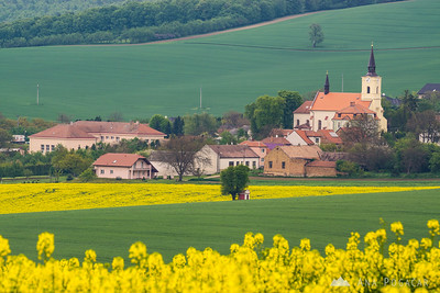 Countryside of South Moravia