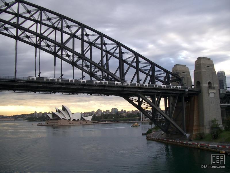 Returning to Sydney