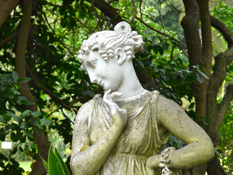 statue-garden-sydney-australia