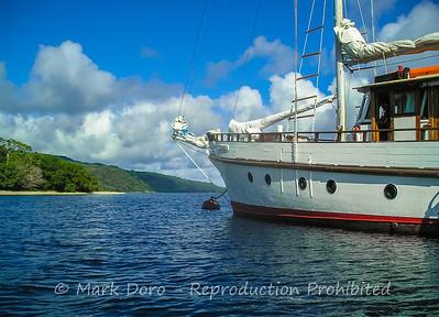 Sailing, Vanuatu