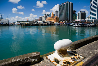 Auckland Harbour, New Zealand