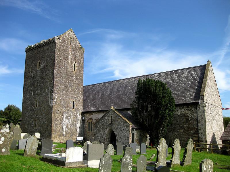 St. Cenydd's Church, Llangennith