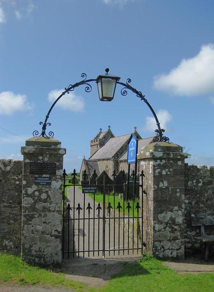 St. Madoc's Church, Llanmadoc