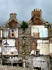Demolished building, Tenby