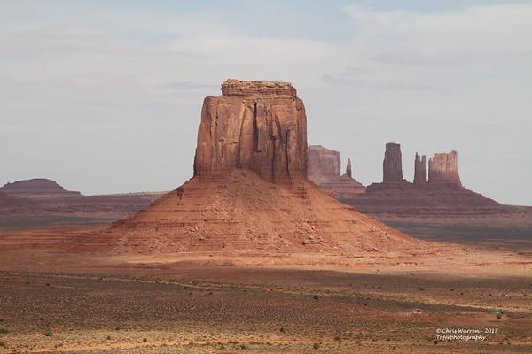 Monument Valley, Moab, Durango, Pinetop Oct 2017