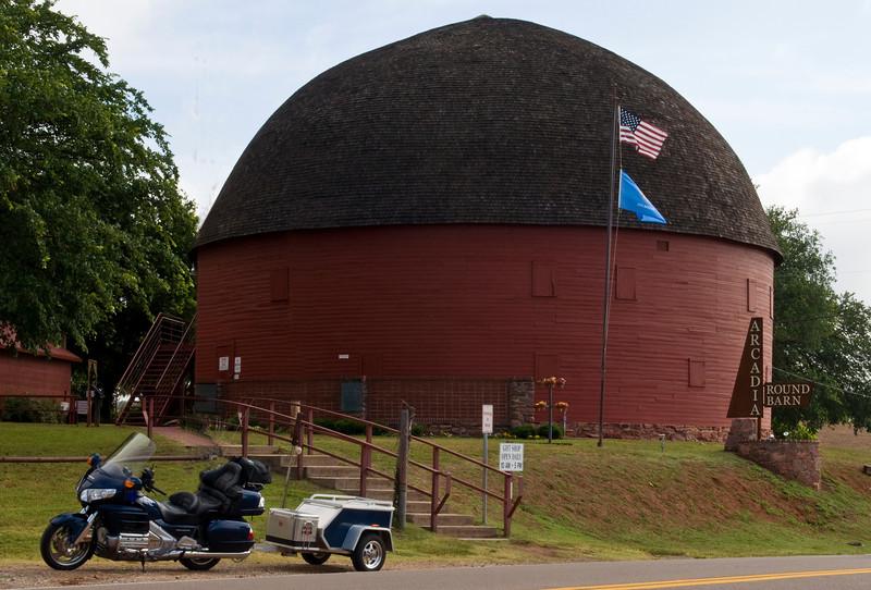 The Arcadia Round Barn