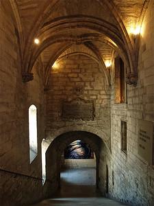Palais des Papes. Avignon, France.
