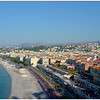 The beaches of Nice