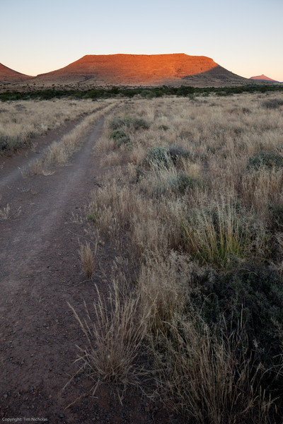Sunrise on Taaiboschfontein