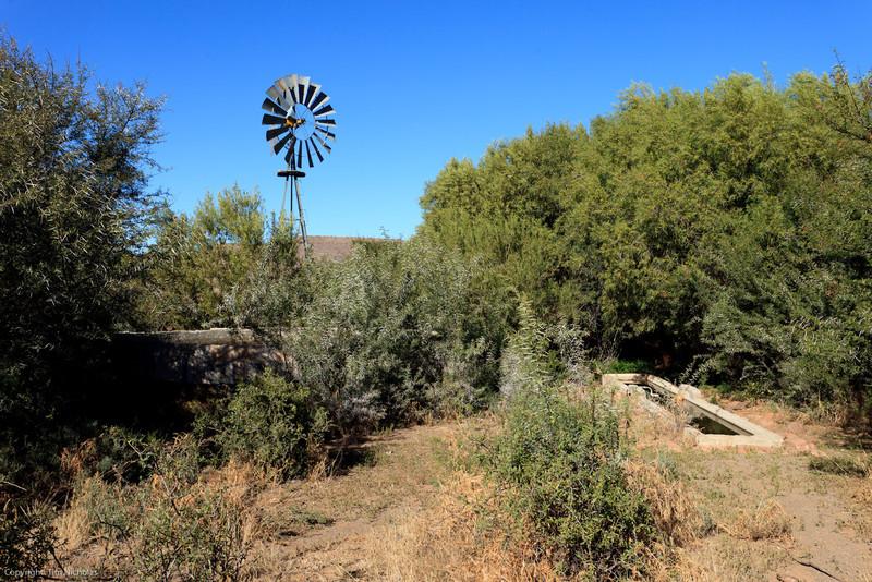 Taaiboschfontein Guest Farm windmill