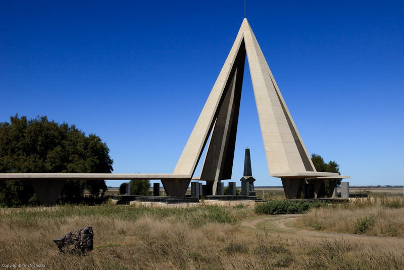 Magersfontein Historical Monument