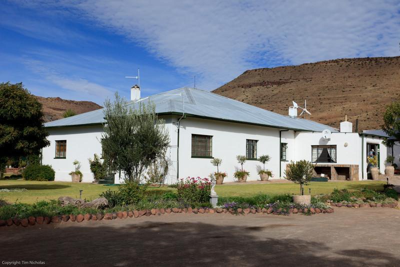 Taaiboschfontein Guest Farm farmhouse