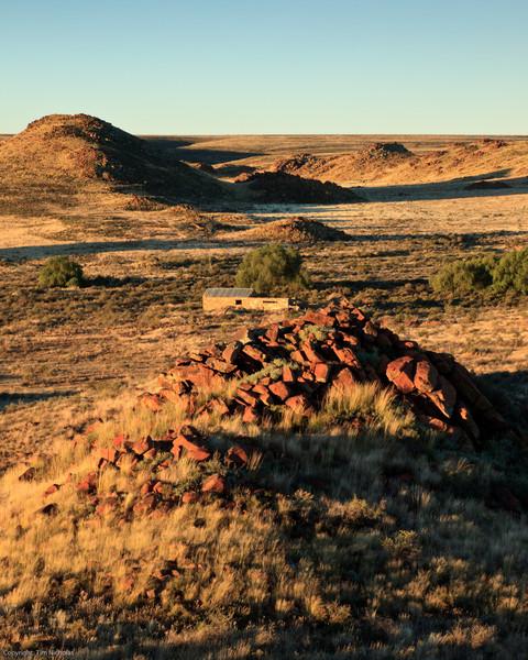 Osfontein Guest Farm koppies