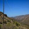 Telkom telephone line en-route to Gamkaskloof (Die Hel)