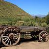 Original Gamkaskloof (Die Hel) farm implements