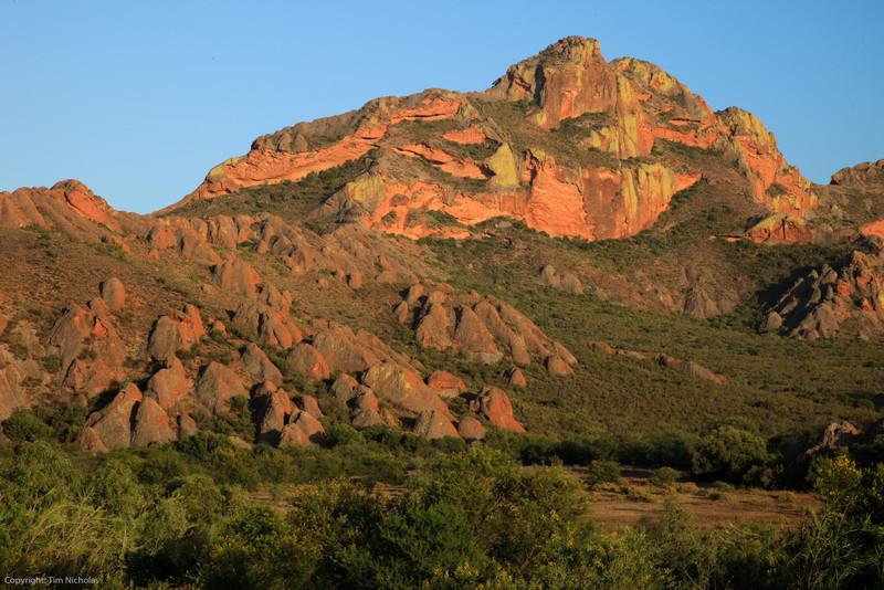 Redstone Hills