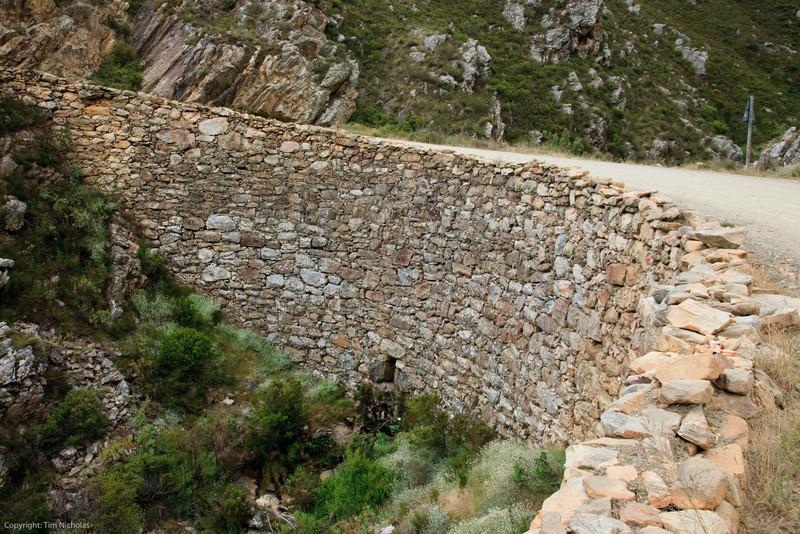 Swartberg Pass: the engineering of Thomas Bain
