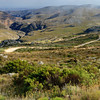 Early morning mist, at the top of Swartberg Pass