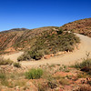 Sharp switchbacks along the Swartberg Pass