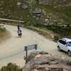Swartberg Pass, first lookout point
