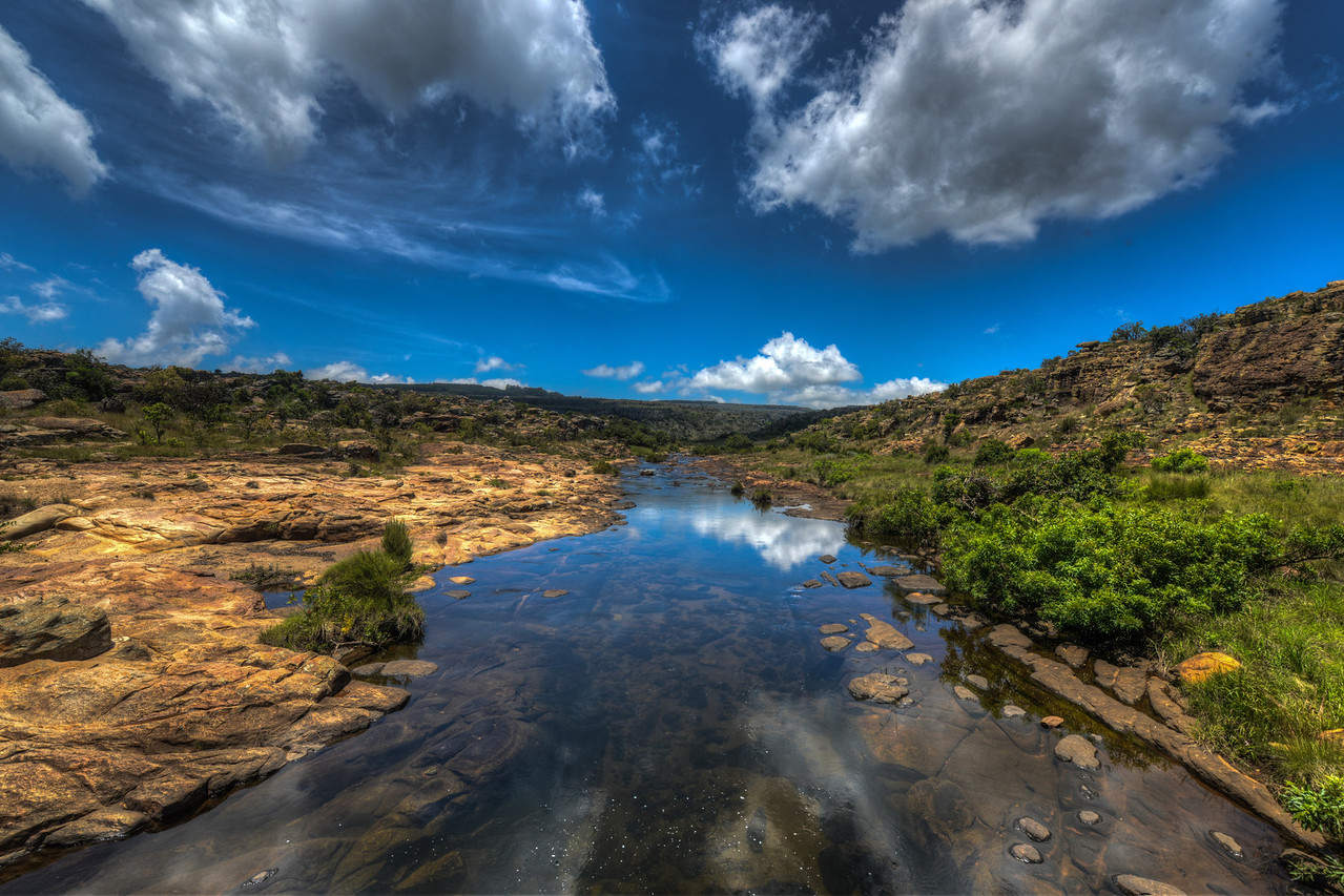 Treur River Crossing