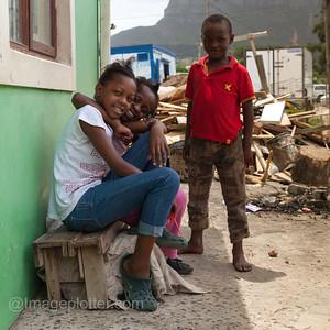 Imizamo Yethu Township (Mandela Park), Cape Town, South Africa