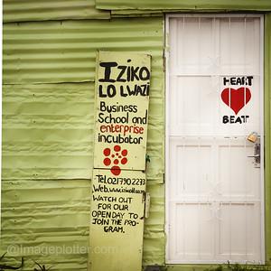 Heart Beat, Imizamo Yethu Township, Cape Peninsula, South Africa