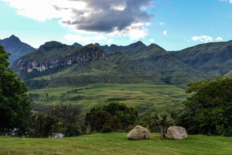Cathedral Peak, Drakenberg Mountains