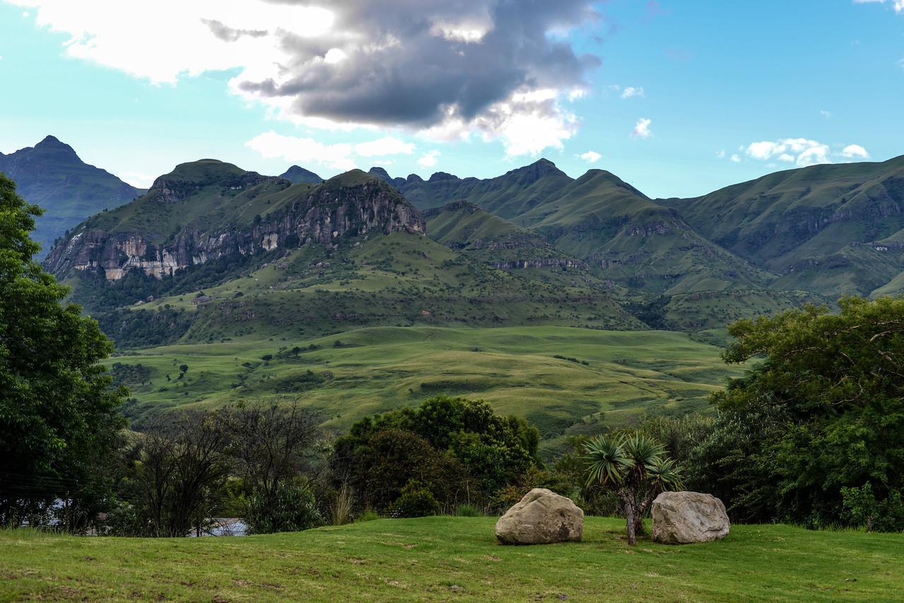 Cathedral Peak, Drakenberg Mountains