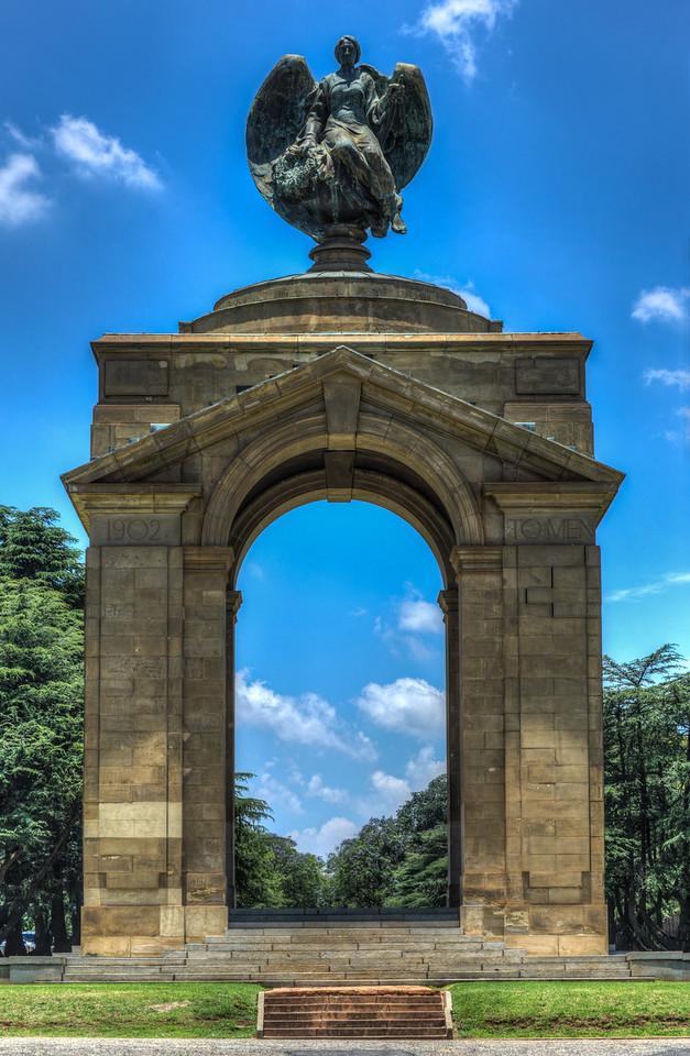 Anglo-Boer War Memorial, Johannesburg