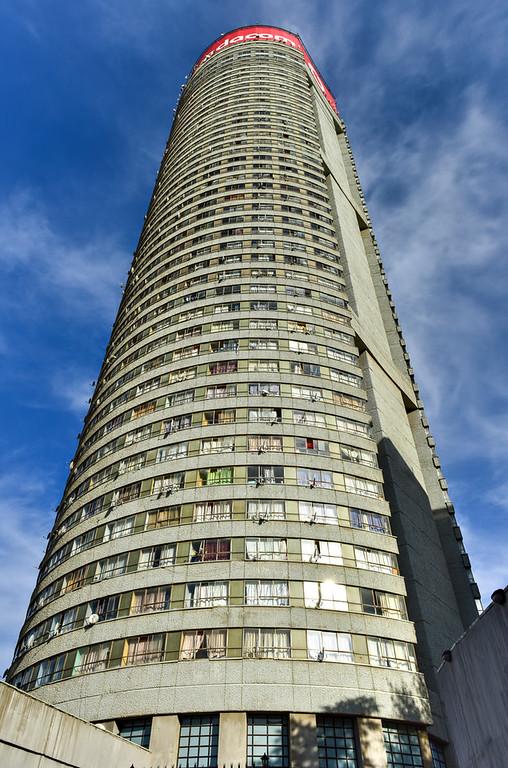 Ponte Tower - Hillbrow, Johannesburg, South Africa