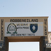 Infamous Robbin Island where Mandela was imprisoned for 19 years.