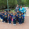 Tots on a school outing in Capetown. Sue couldn't resist.