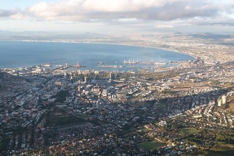 Capetown Skyline