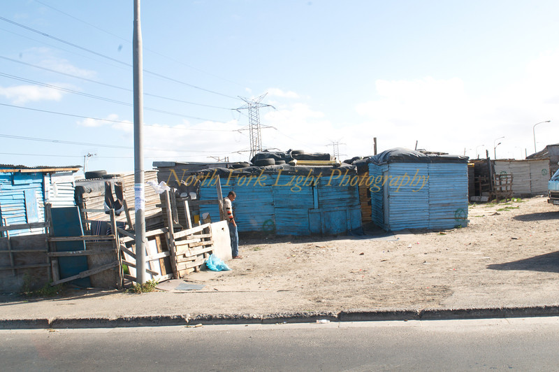 Shanty towns--artifacts of apartheid