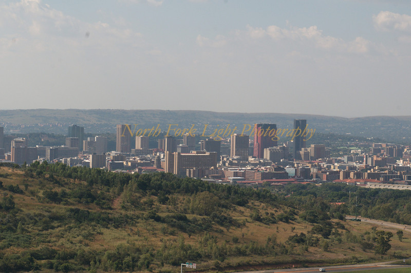Pretoria skyline