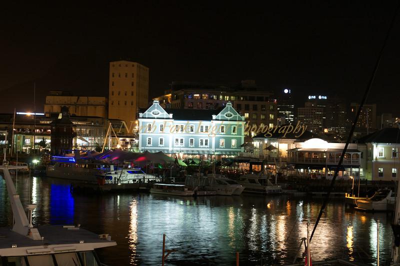 Last evening in Capetown.