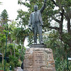 Cecil John Rhodes--founder of the diamond company De Beers--founded Rhodesia and established the Rhodes Scholarship.