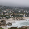 Atlantic Coast suburbs of Capetown.